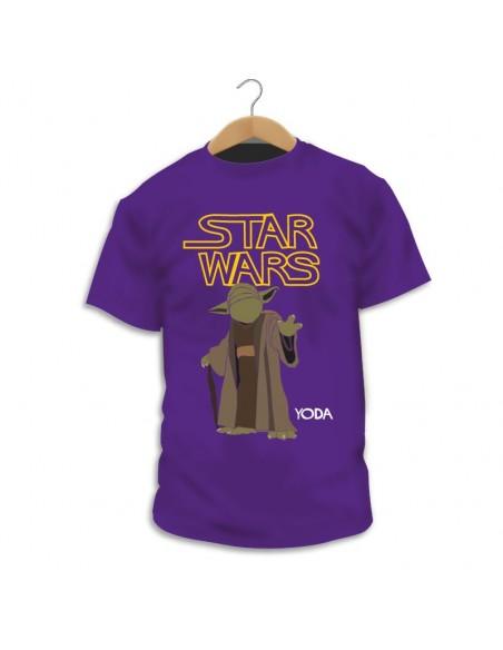 Camiseta Star Wars Yoda