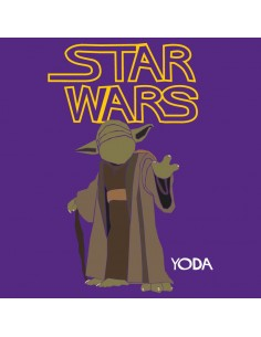 Camiseta Star Wars Yoda