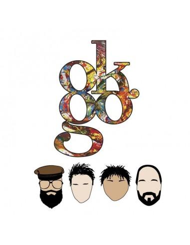 Camiseta Ok Go