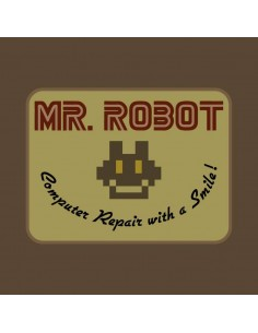 Camiseta Mr. Robot Computer Repair