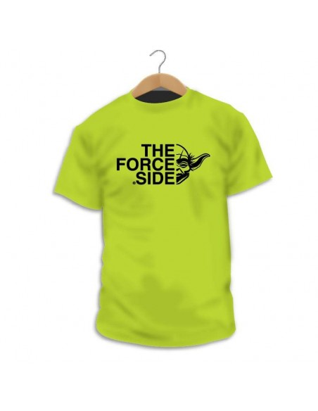Camiseta The Force Side