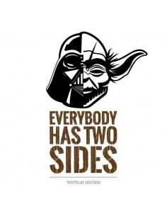 Camiseta Star Wars Versus