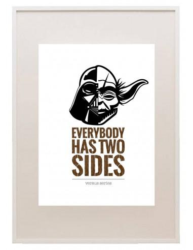 Póster Star Wars Versus