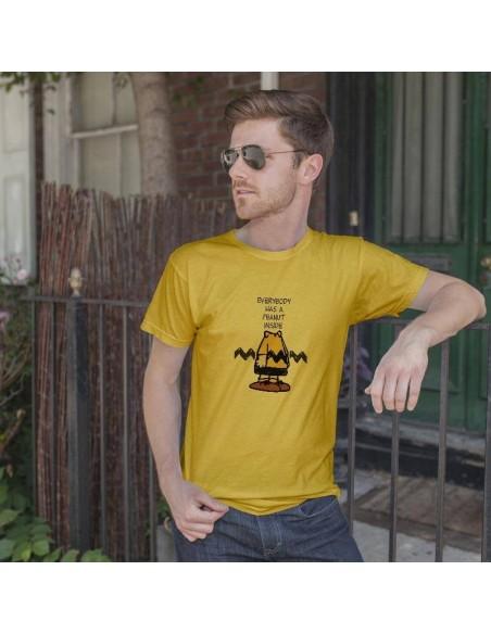 Camiseta Peanut Inside