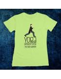 Yoga Groucho Style