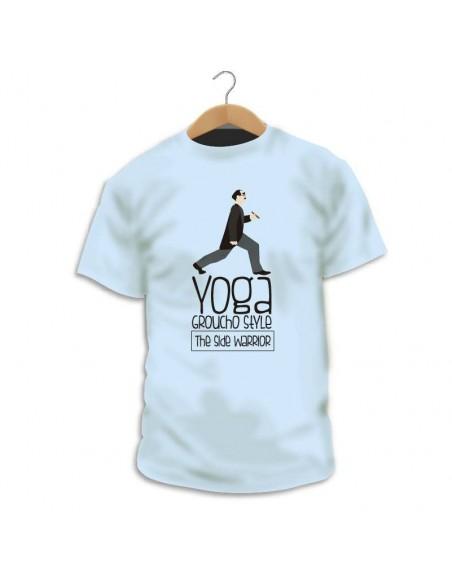 Camiseta Yoga Groucho Style