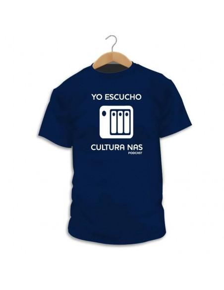 Camiseta Cultura NAS