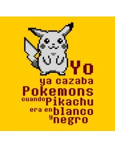 Camiseta Pokemon Vintage