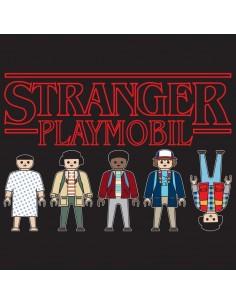 Camiseta Stranger Playmobil