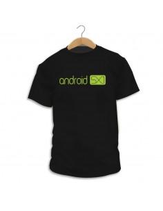 Camiseta Android 5x1