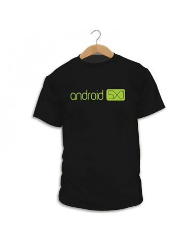 Camiseta Android 5x1
