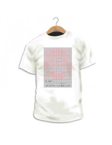 Camiseta Mr Robot Binary