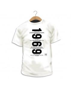 Camiseta 1969