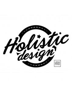 Camiseta Holistic