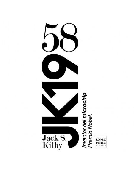 Camiseta JK1958