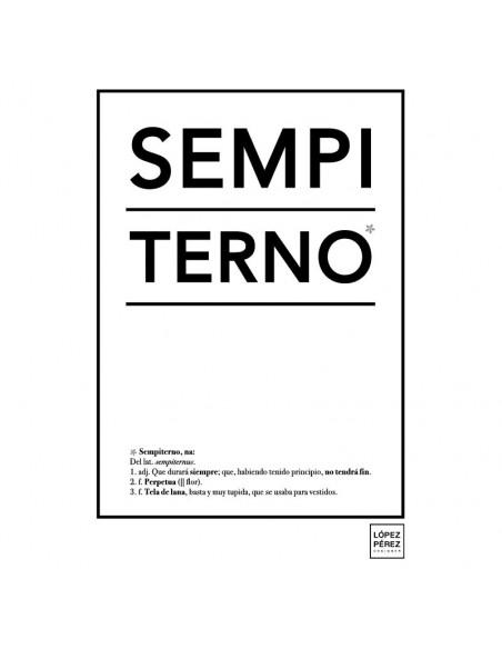 Camiseta Sempiterno