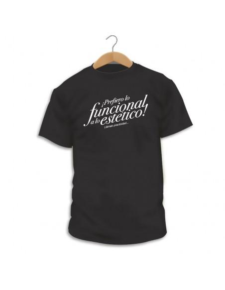Camiseta Funcional vs Estético