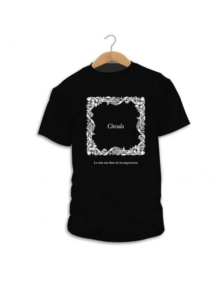 Camiseta La cuadratura del círculo