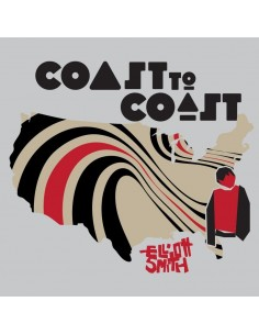 Coast to Coast Tshirt - Elliot Smith