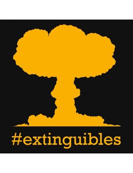 Camiseta Extinguibles