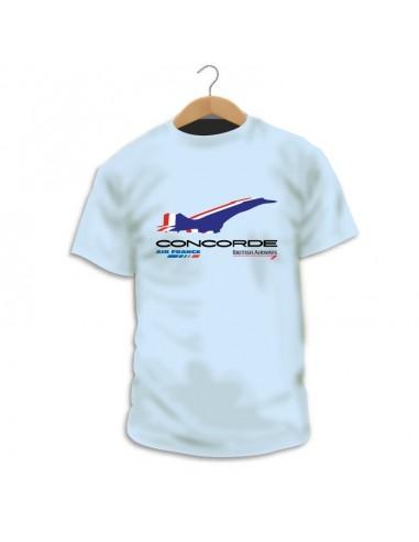 Camiseta Concorde