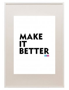 Poster Make It Better