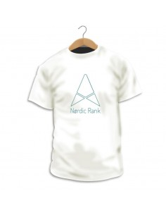 Nørdic Rank T-shirt