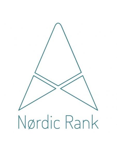 Nørdic Rank T-shirt