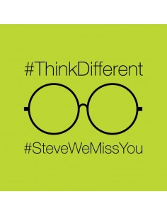 Camiseta Steve We Miss You
