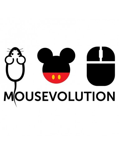 Camiseta Mousevolution