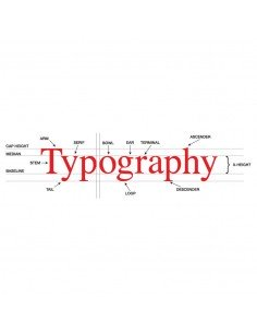 Camiseta Typography