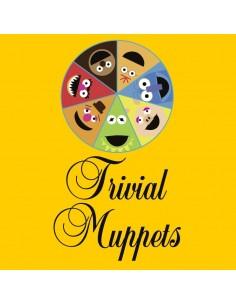Camiseta Trivial Muppets
