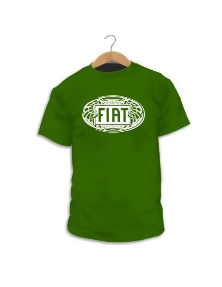 Camiseta Fiat Vintage Logo