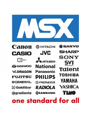 Camiseta MSX brands
