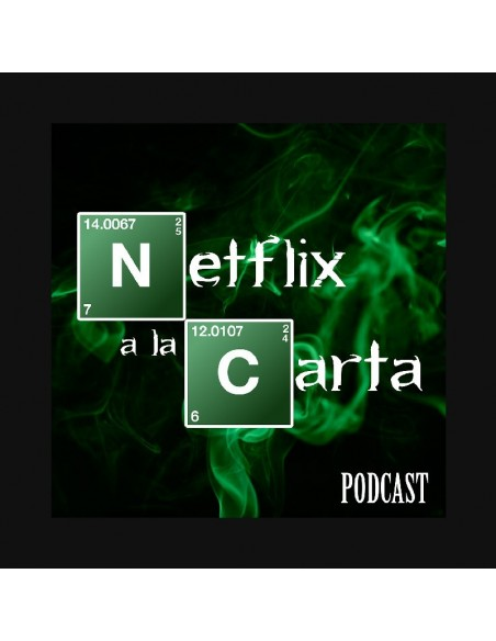 Camiseta podcast Netflix a la carta