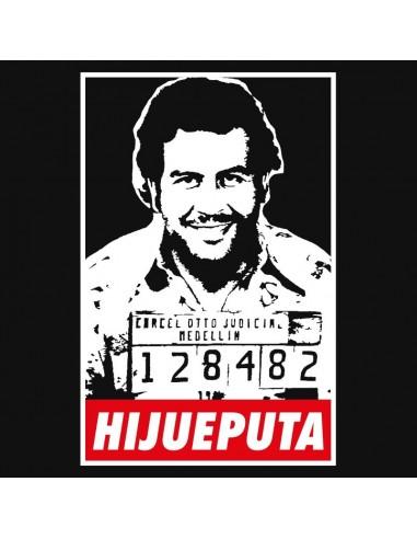 Camiseta Hijueputa
