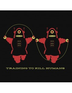 Camiseta Alien training - Marco Recuero