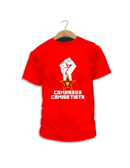 Camiseta Camarada Camisetista