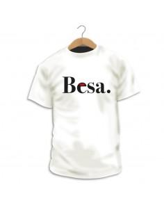 Camiseta Besa