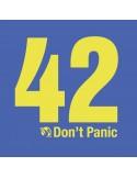 Camiseta Guía del Autoestopista Galáctico