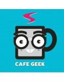 Taza Podcast Café Geek