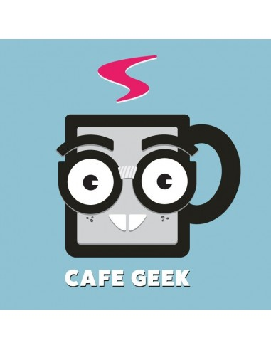 Camiseta Podcast Café Geek