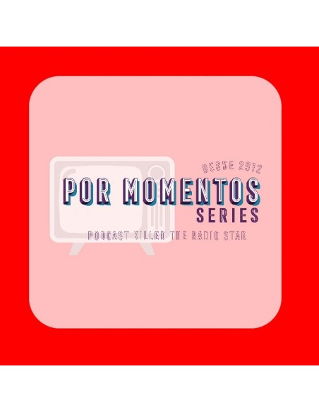 Camiseta Podcast Series por Momentos