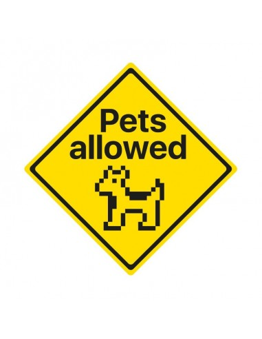 Pets Allowed (Dog version)