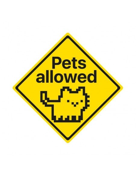Pets Allowed (Cat version)