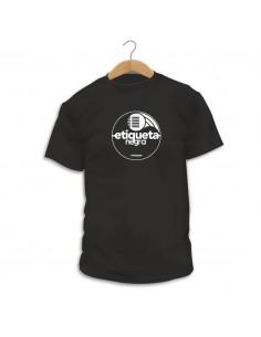 Camiseta Etiqueta Negra