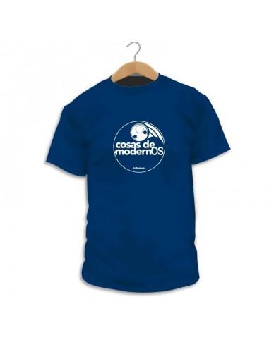 Camiseta Cosas de modernOS