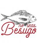 Camiseta No seas besugo
