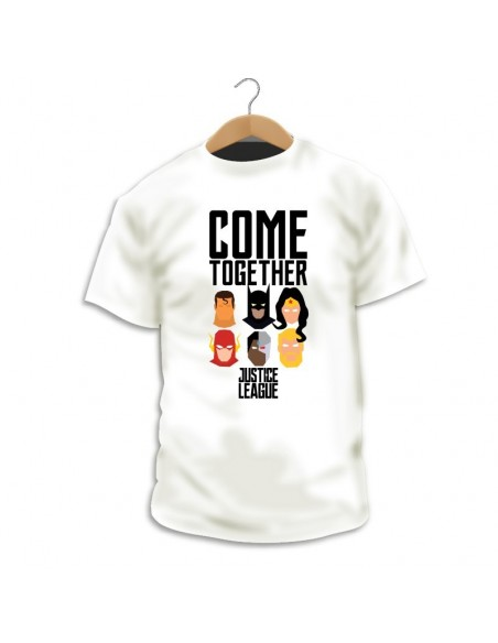 Camiseta Come Together