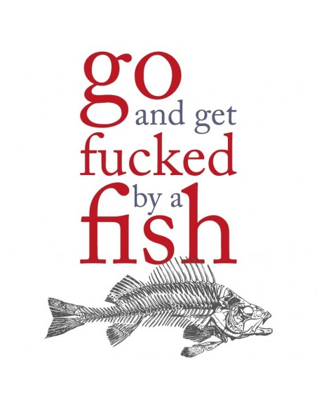 Camiseta Fish Fuck